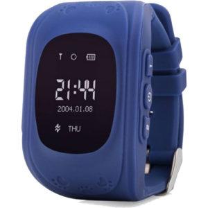 Смарт-часы UWatch Q50 Kid smart watch Dark Blue